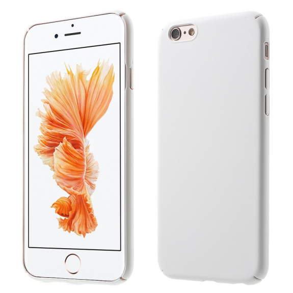 AppleKing ochranný kryt na Apple iPhone 6 / 6S - bílý - možnost vrátit zboží ZDARMA do 30ti dní
