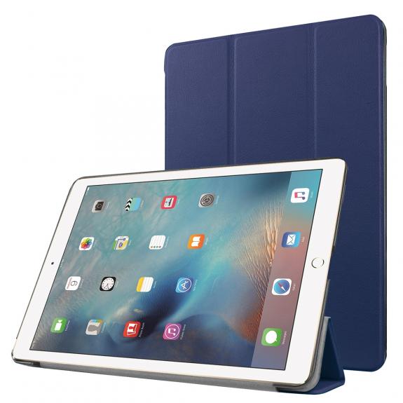 """AppleKing smart Cover pro Apple iPad Pro 9.7"""" / iPad Air 2 - tmavě modrý - možnost vrátit zboží ZDAR"""