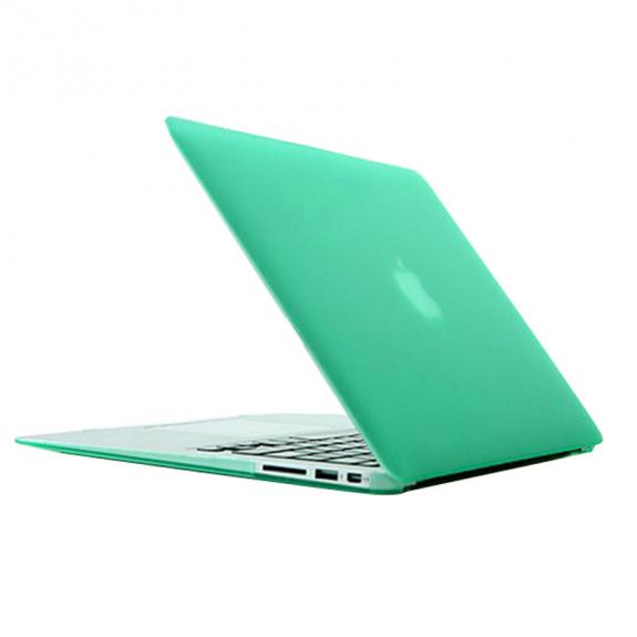 """AppleKing tvrzený ochranný plastový obal / kryt pro MacBook Air 13"""" (model A1369 / A1466) - svět"""