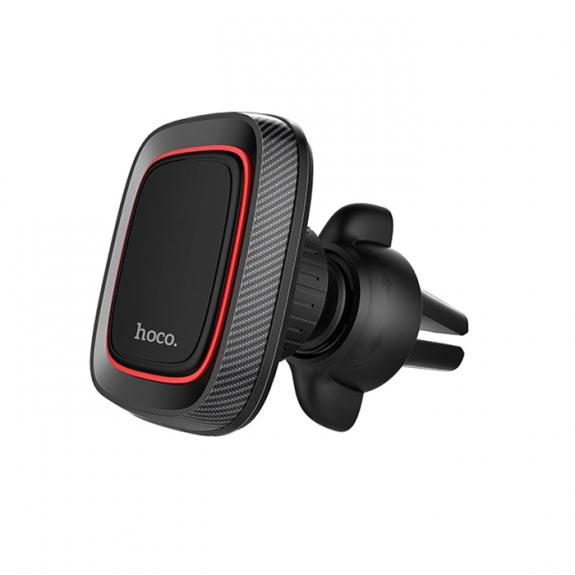 HOCO univerzální magnetický držák na ventilační mřížku pro Apple iPhone - černý - možnost vrátit zboží ZDARMA do 30ti dní