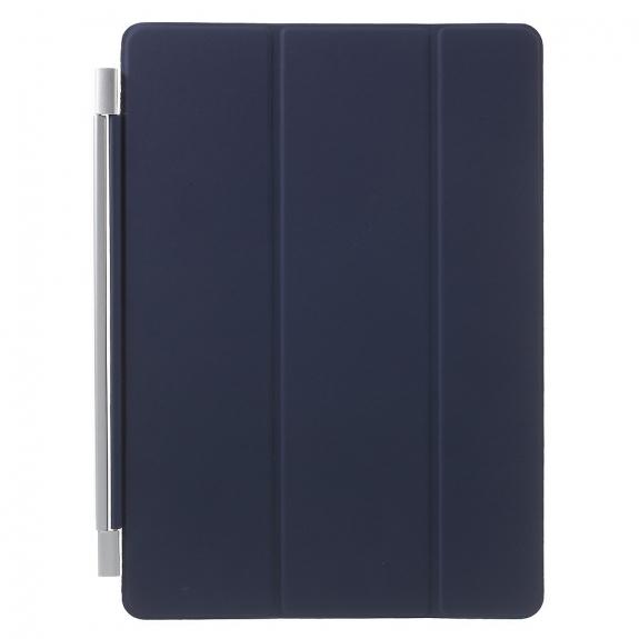 AppleKing puzdro Smart Cover s funkcí uspání pro Apple iPad Air 2 - tmavě modré - možnost vrátit zboží ZDARMA do 30ti dní