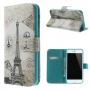 Peněženkové pouzdro se stojánkem pro Apple iPhone 6 / 6S - Paříž a Eiffelovka
