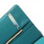 Peněženkové pouzdro se stojánkem a sloty na karty pro Apple iPhone 6 / 6S - Květinový vzor