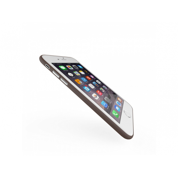 MCDODO ochranný plastový kryt pro Apple iPhone 7 Plus / 8 Plus - průsvitný černý - možnost vrátit zboží ZDARMA do 30ti dní
