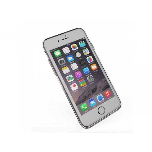 MCDODO pružný plastový obal pro Apple iPhone 7 Plus / 8 Plus - černý - možnost vrátit zboží ZDARMA do 30ti dní