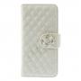 Pouzdro Camellia se sloty na karty pro Apple iPhone 6 / 6S - bílé