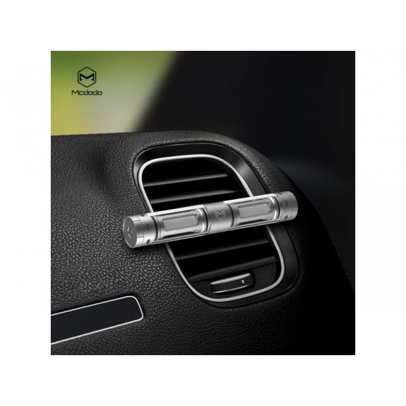 MCDODO univerzální vonná tyčinka do auta - stříbrná - možnost vrátit zboží ZDARMA do 30ti dní