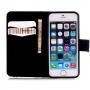 Peněženkové pouzdro pro Apple iPhone 6 / 6S - Pampelišky a milenci