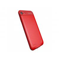 MCDODO kryt s externí baterií 2500mAh pro Apple iPhone 7 - červený