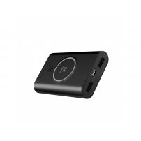 MCDODO powerbanka 8000mAh s bezdrátovým nabíjením pro Apple iPhone - černá