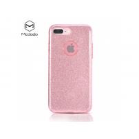 MCDODO ochranný třpytivý kryt pro Apple iPhone 7 Plus - růžový