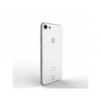 MCDODO ochranný plastový kryt pro Apple iPhone 7 / 8 - bílý