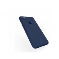 MCDODO ochranný plastový kryt pro Apple iPhone 7 / 8 - modrý