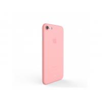 MCDODO ochranný plastový kryt pro Apple iPhone 7 / 8 - růžový