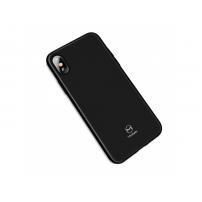 MCDODO ultra-tenký kryt pro Apple iPhone X - černý