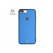 MCDODO ochranný tenký kryt pro Apple iPhone 7 Plus / 8 Plus - světle modrý