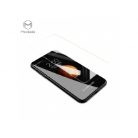 MCDODO vysoce odolné tvrzené 3D sklo pro Apple iPhone X - 0.23mm - čiré