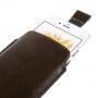 Kapsa / pouzdro pro Apple iPhone 6 / 6S / 7 - kávové