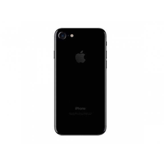 AppleKing zadní náhradní kryt pro Apple iPhone 7 - Jet Black - možnost vrátit zboží ZDARMA do 30ti dní