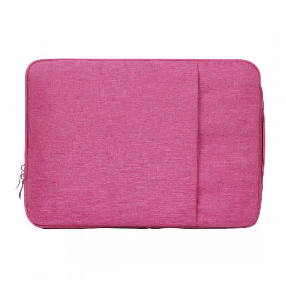 """AppleKing univerzální brašna se zipem pro MacBook Air 11"""" / iPad - růžová - možnost vrátit zboží ZDA"""