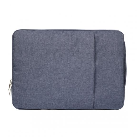 """AppleKing univerzální brašna se zipem pro MacBook Air 11"""" / iPad - tmavě modrá - možnost vrátit zbož"""