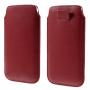 Kapsa / pouzdro pro Apple iPhone 6 / 6S / 7 - červené