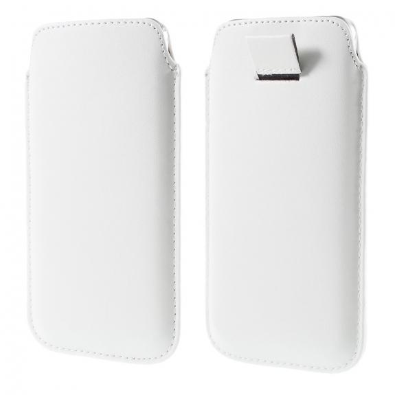 AppleKing kapsa / pouzdro pro Apple iPhone 6 / 6S / 7 - bílé - možnost vrátit zboží ZDARMA do 30ti dní
