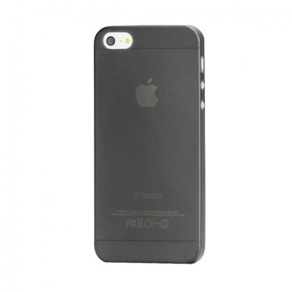 AppleKing super tenký 0.3 mm kryt na Apple iPhone 5   5S   SE - černý cb382446f93