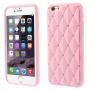 Silikonový kryt na Apple iPhone 6 / 6S - růžový