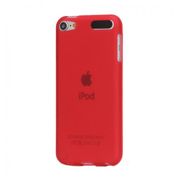 AppleKing kryt na Apple iPod Touch 5 / Touch 6 - červený - možnost vrátit zboží ZDARMA do 30ti dní