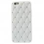 Silikonový kryt na Apple iPhone 6 / 6S - bílý