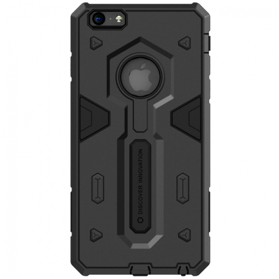 NILLKIN Defender II odolné pouzdro / kryt pro Apple iPhone 6 Plus / 6S Plus - černá - možnost vrátit zboží ZDARMA do 30ti dní