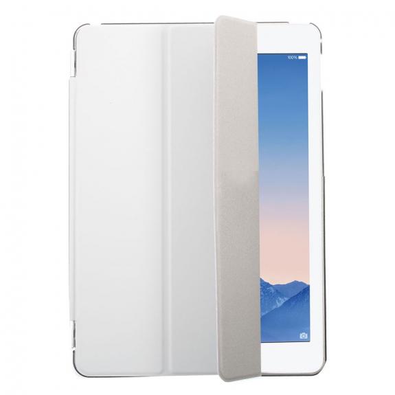 AppleKing plastové pouzdro Smart Cover pro Apple iPad Air 2 - bílé - možnost vrátit zboží ZDARMA do 30ti dní
