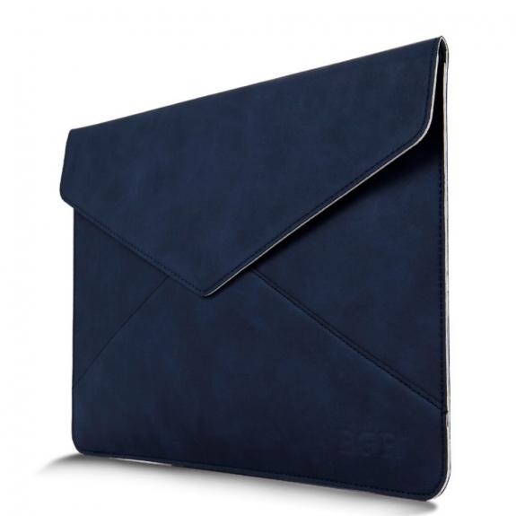 """BGR obálka pro Apple MacBook 13"""" - tmavě modrá - možnost vrátit zboží ZDARMA do 30ti dní"""