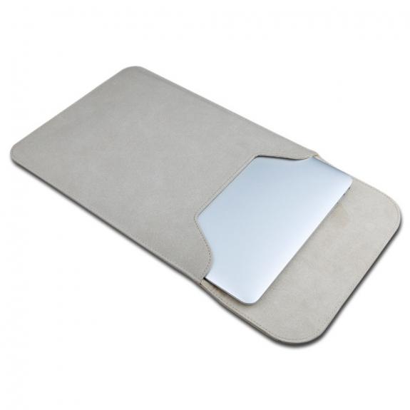 """SOYAN magnetická obálka pro Apple MacBook 12"""" - béžová - možnost vrátit zboží ZDARMA do 30ti dní"""