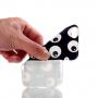 Pružné pouzdro / kryt pro Apple iPhone 6 / 6S - Kruhový motiv