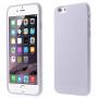 Lesklý gelový kryt na Apple iPhone 6 / 6S - světle fialový