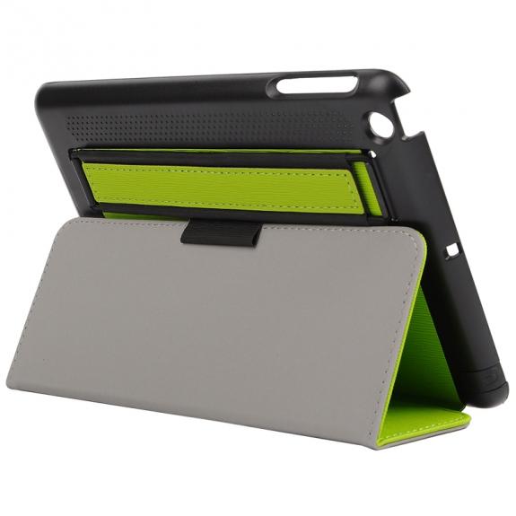 AppleKing ochranný kryt s perforovanou zadní stranou a páskem pro uchycení  pro Apple iPad Mini 3 61d820717fb