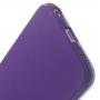 Lesklý gelový kryt na Apple iPhone 6 / 6S - tmavě fialový