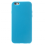 Lesklý gelový kryt na Apple iPhone 6 / 6S - tmavě modrý