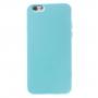 Lesklý gelový kryt na Apple iPhone 6 / 6S - nebesky modrý