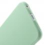 Lesklý gelový kryt na Apple iPhone 6 / 6S - tyrkysový
