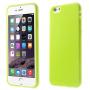 Lesklý gelový kryt na Apple iPhone 6 / 6S - zelený