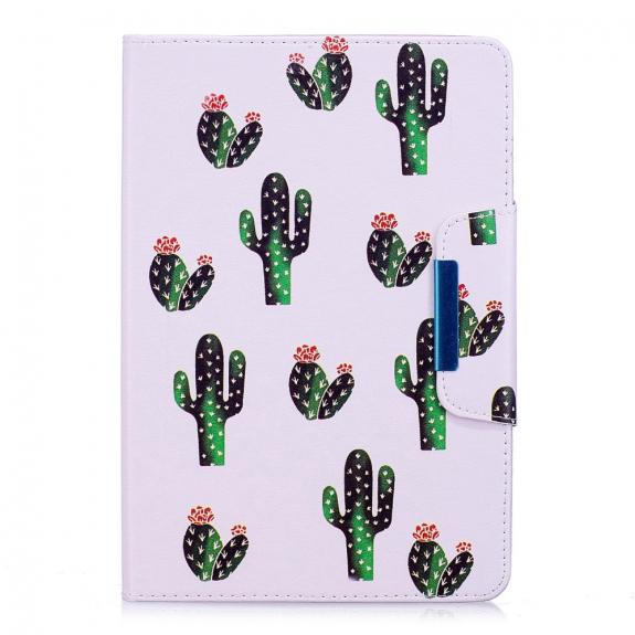 AppleKing ochranné pouzdro / kryt se stojánkem pro Apple iPad mini 4 - kreslené kaktusy - možnost vrátit zboží ZDARMA do 30ti dní