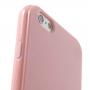 Lesklý gelový kryt na Apple iPhone 6 / 6S - růžový