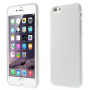 Lesklý gelový kryt na Apple iPhone 6 / 6S - bílý