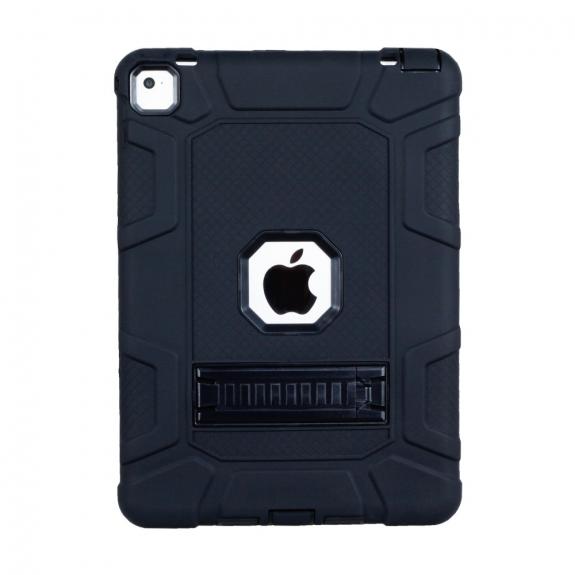 """AppleKing vysoce odolný ochranný kryt se zesíleným tělem a stojánkem pro Apple iPad Pro 9.7"""" / iPad Air 2 - černý - možnost vrátit zboží ZDARMA do 30ti dní"""