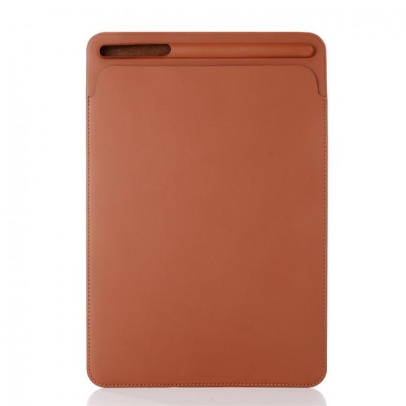 """AppleKing luxusní pouzdro z umělé kůže pro Apple iPad 9.7"""" (2017) / iPad 2018 / iPad 10.5"""" / iPad Air - hnědé - možnost vrátit zboží ZDARMA do 30ti dní"""