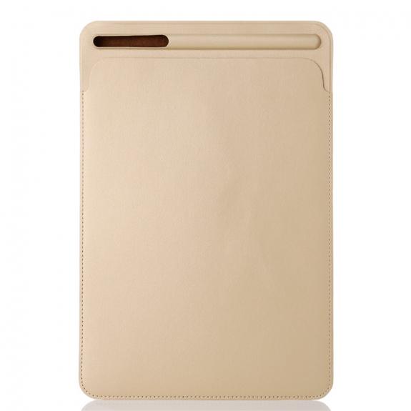 """AppleKing luxusní pouzdro z umělé kůže pro Apple iPad 9.7"""" (2017) / iPad 2018 / iPad 10.5"""" / iPad Air - zlaté - možnost vrátit zboží ZDARMA do 30ti dní"""