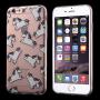 Průhledný kryt na Apple iPhone 6 / 6S - Jednorožci